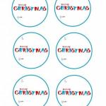 Christmas Gift Tags {Free Printables}