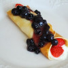 4th of July Breakfast-Berry Pancakes
