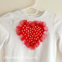Valentine Heart Shirt