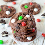 Oreo Mint Chocolate Cookies Recipe