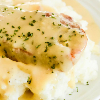 Amazing Ranch Crockpot Pork Chops Recipe