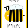 Beehive Welcome Gift {LDS Young Women}