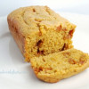 Pumpkin Bread with Butterscotch Chips