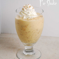 Pumpkin Pie Shake with Mrs. Smith's Signature Pies