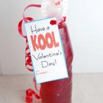 Printable Valentine Tag-- Kool Aid