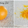 Cooking Tip-- How To Freeze Orange Zest