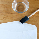 How To Seal an Envelope-- Without Licking It!