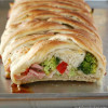 Ham Broccoli Braid Recipe