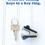 Tips and Tricks: Adding Keys to Key Rings