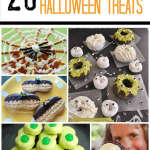 Easy Halloween Treats for Class Parties