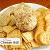Game Day Bacon Cheese Ball Recipe