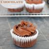 Double Chocolate Cupcakes Recipe