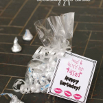 Sweet 16 Printable Birthday Gift Tags