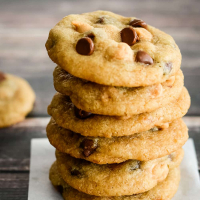 Reese's Peanut Butter Chip Cookies