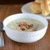 Red Potato Salmon Chowder