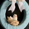 Bird Nest Spring Wreath