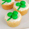 Shamrock Cookie Cups