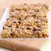 Homemade Granola Bars: No-Bake