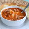 Ravioli Tuscan Soup