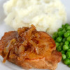 Easy Pork Chops with Caramelized Onions