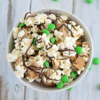 St. Patrick's Day S'more Snack Mix