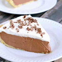 INCREDIBLE French Silk Pie Recipe