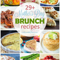 Mother's Day Brunch Recipes