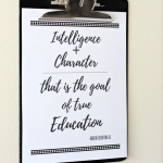 Free Printable Back to School Quotes with HP Printer