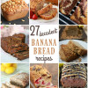 Mouthwatering Banana Bread Recipes