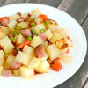 Sausage Potato Bake