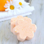 Do It Yourself Orange Bath Bombs
