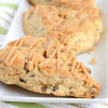 Chocolate Chip Peanut Butter Scones