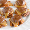 Caramel Pecan Turtle Candy