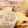 Addicting Hot Sausage Dip