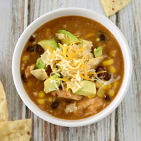 Easy Chicken Enchilada Chili