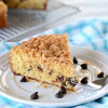 Chocolate Chip Coconut Coffee Cake