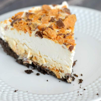 Frozen Butterfinger Pie Recipe