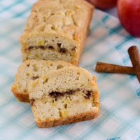 Cinnamon Swirl Apple Bread Recipe