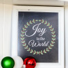 Joy to the World Chalkboard Printable