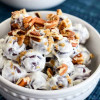 Easy Creamy Grape Salad Recipe