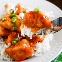 Amazing Baked Sweet and Sour Chicken Recipe