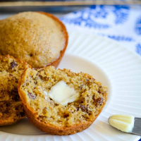 Incredible Whole Wheat Muffins