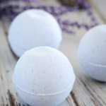 Lavender Bath Bombs (with free gift tags)