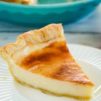 Sugar Cream Pie (AKA Hoosier Pie)