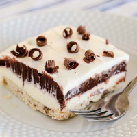 Best Layered Chocolate Delight Recipe