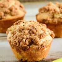Best Cinnamon Rhubarb Muffins Recipe