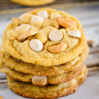 Browned Butter Caramel Chip Cookies