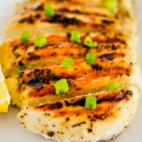 Juicy Lemon Grilled Chicken Recipe
