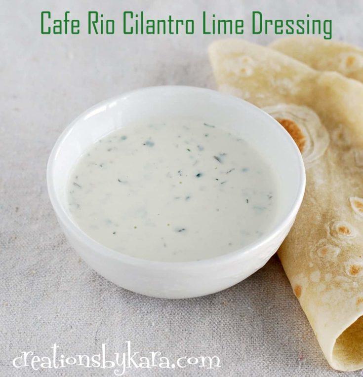 cilantro-lime-dressing, recipe
