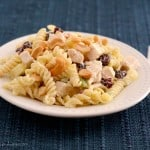 Flasback Friday Recipe: Cashew Chicken Pasta Salad